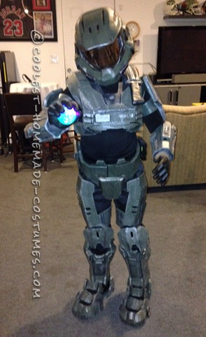 Halo Costume - The First Ever Costume I Built
