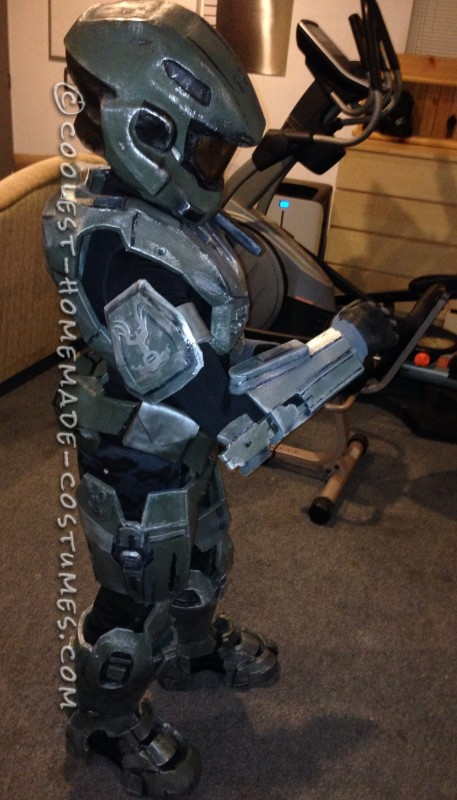 Halo Costume – The First Ever Costume I Built - 1
