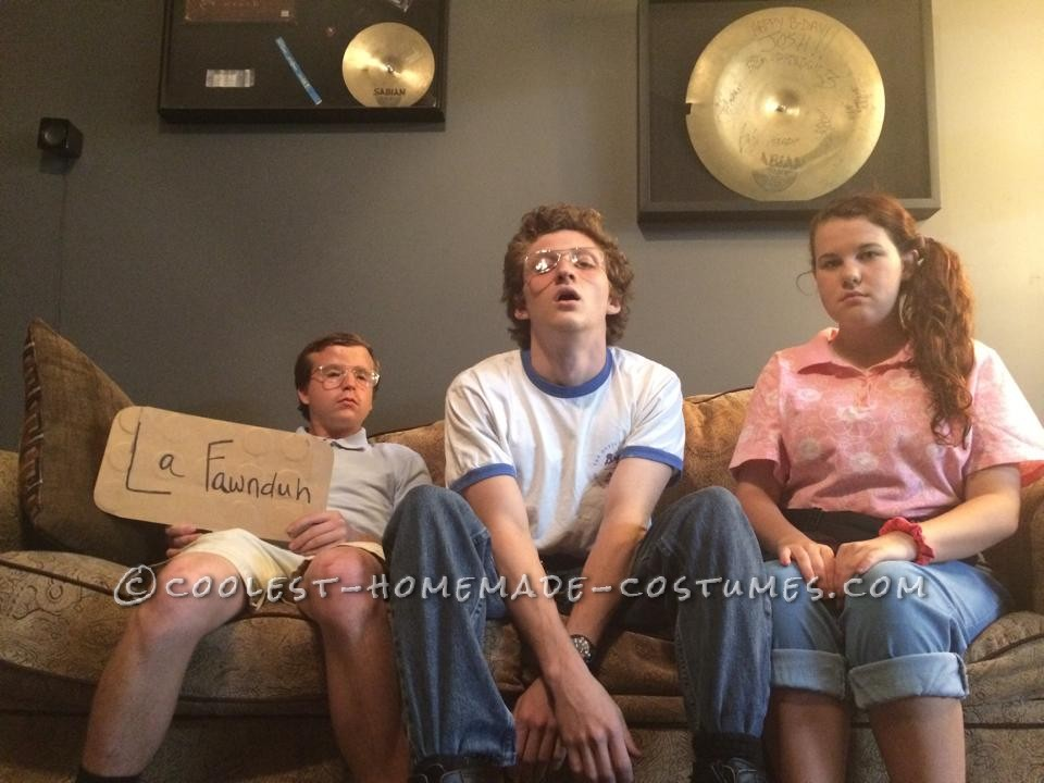 Fun Napoleon Dynamite Group Costume