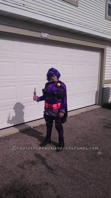 Cool Hit Girl Costume from Kick-Ass - 1