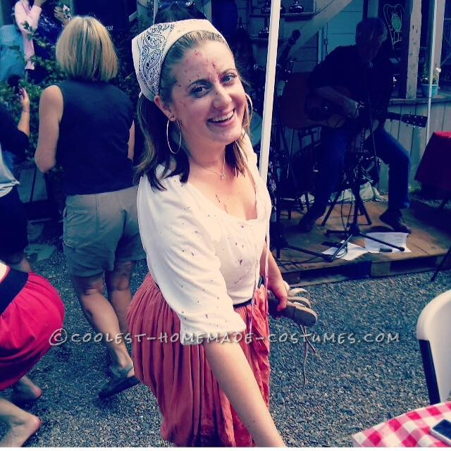 I Love Lucy Wine Stomp Costume