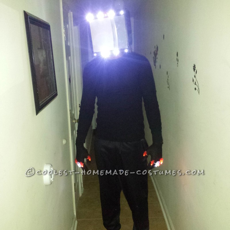 Original DIY Illuminati Costume