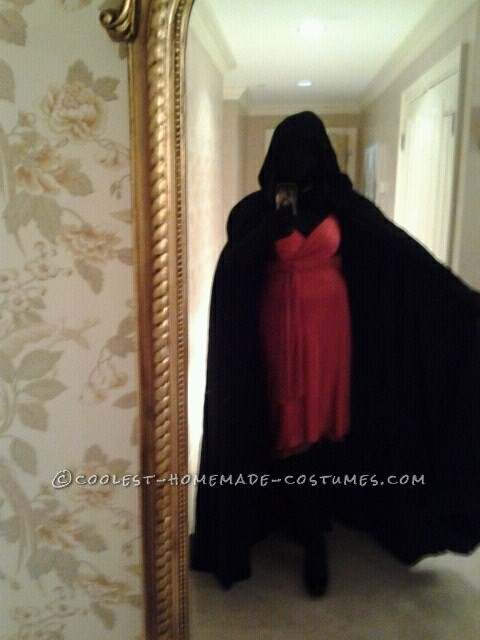Coolest Invisible Lady Costume