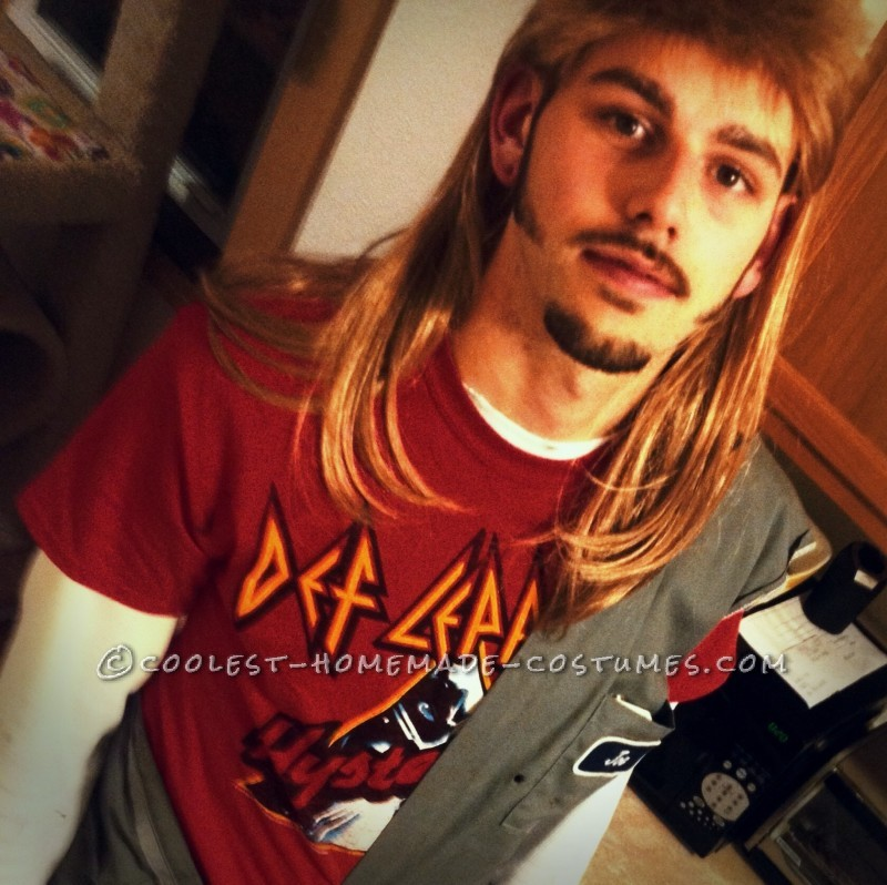 Cool Joe Dirt Costume