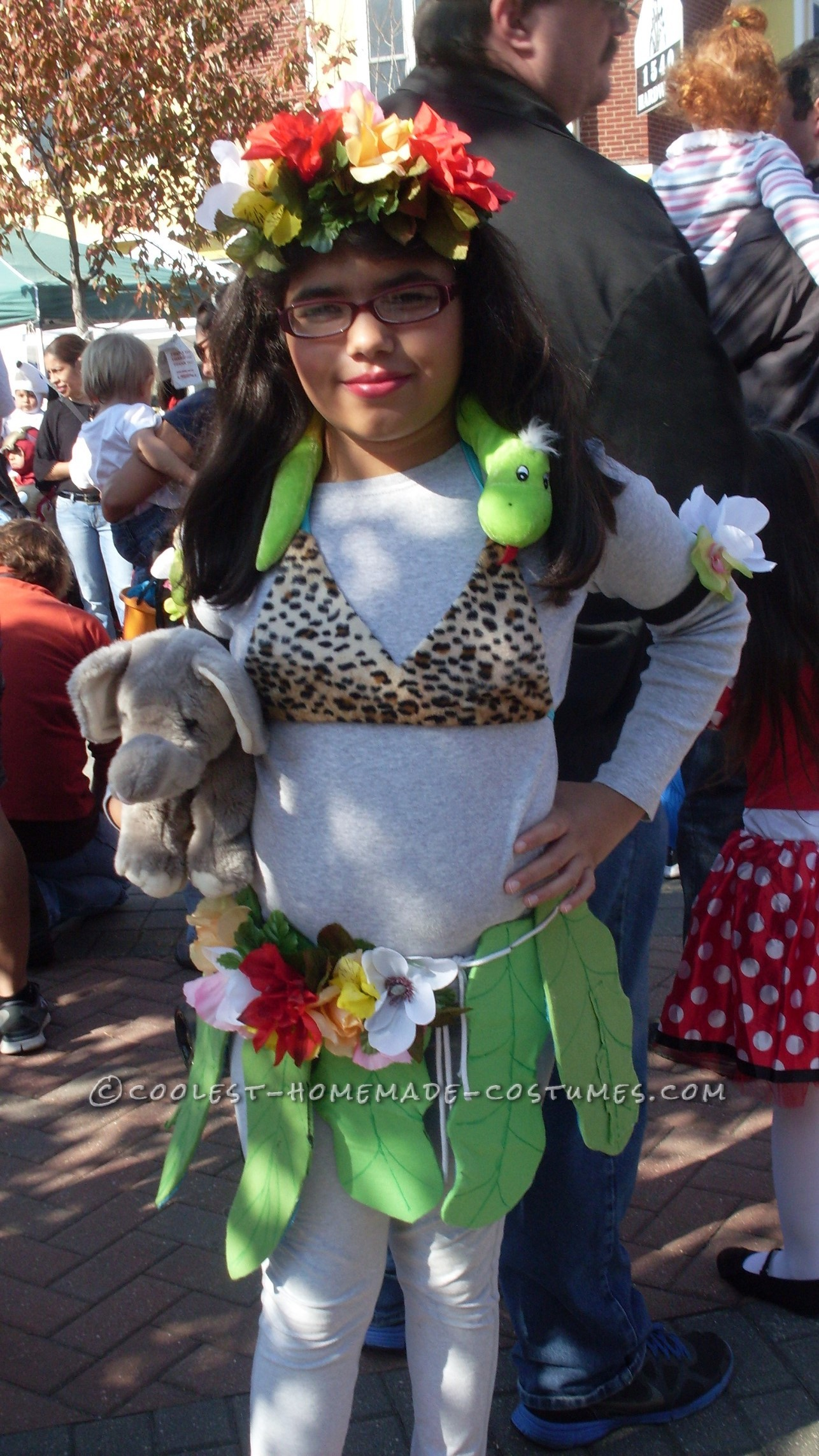 Katy Perry Roar Costume for a Girl