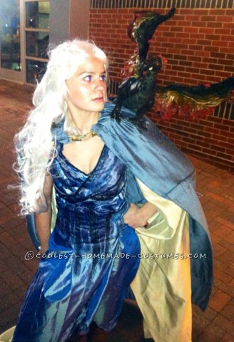 Elaborate Khaleesi - Queen of Dragons Costume