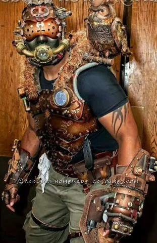 Coolest Homemade Steampunk Costumes