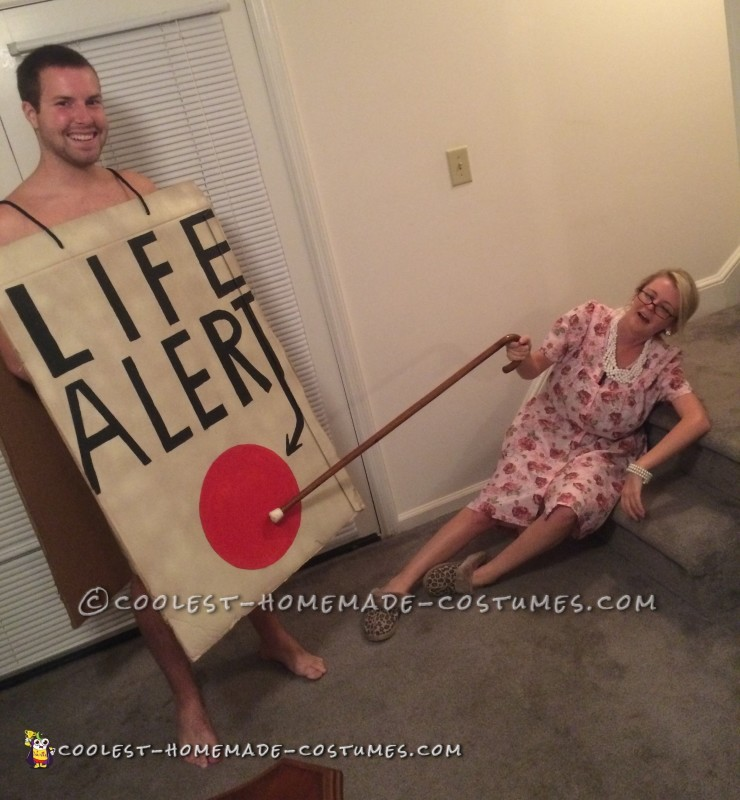 Funny Couple Costume