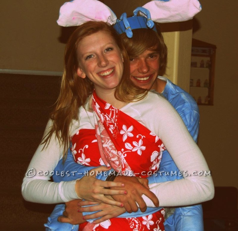Coolest Homemade Lilo And Stitch Costumes For Halloween