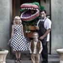 Little Shop of Horrors Family Costume