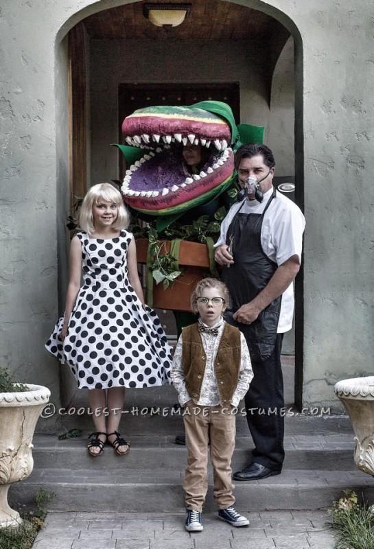 Little Shop of Horrors Family
