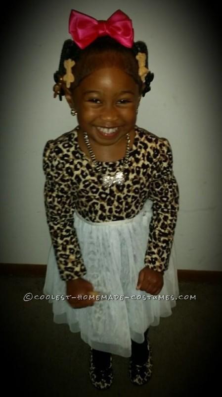 Meet 2 Year Old Imani!