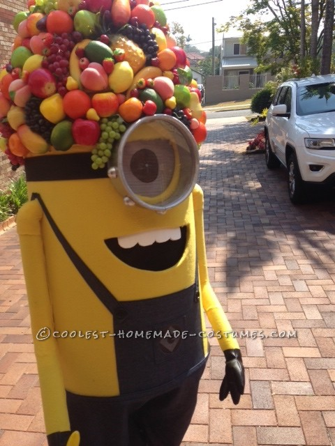 Make Your Own Awesome Minion Costumes