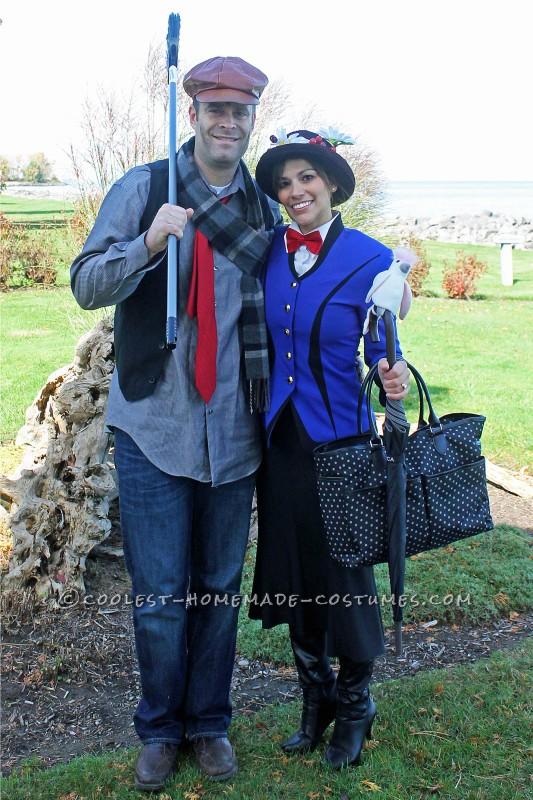 """""""Reality"""" Mary Poppins & Bert"""