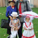 Mary Poppins Family Costume - Practically Perfect in Every Way!