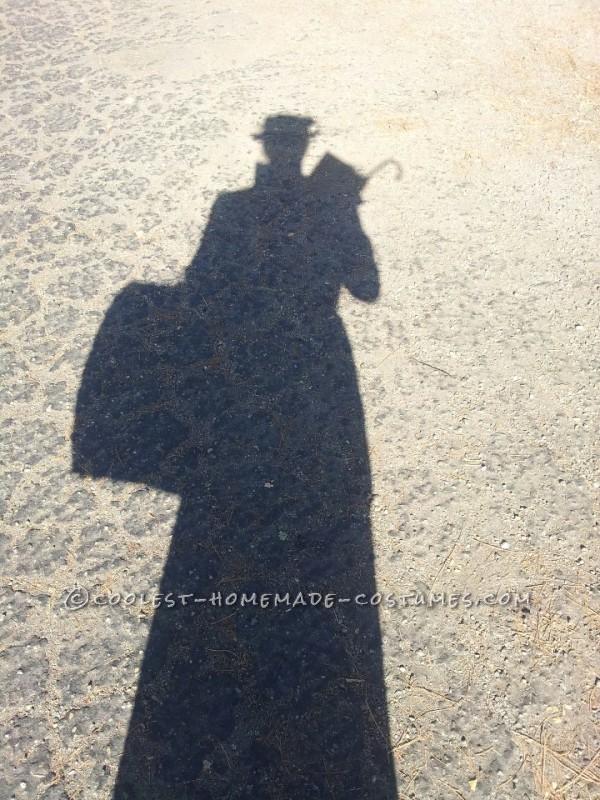 Mary Poppins Shadow