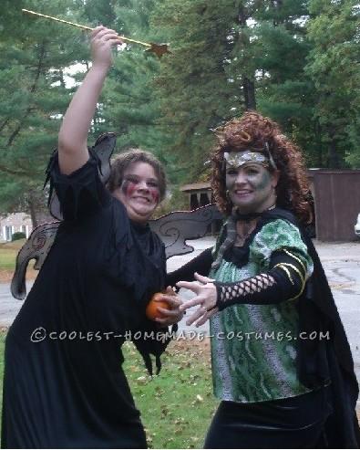 NH Pumpkin Festival Medusa Costume - 3