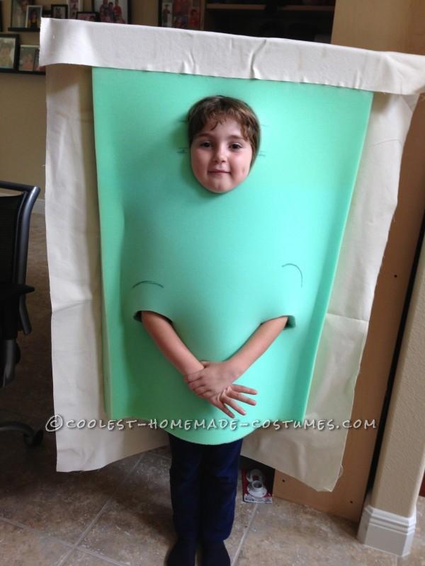 Original DIY Costume Idea: Mona Lisa - 1
