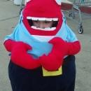 Money Lovin' Eugene Krabs Halloween Costume