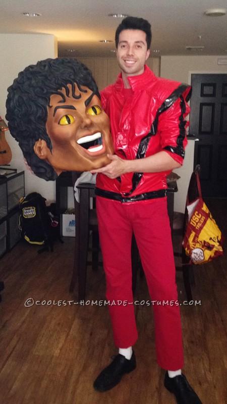 costume michael jackson