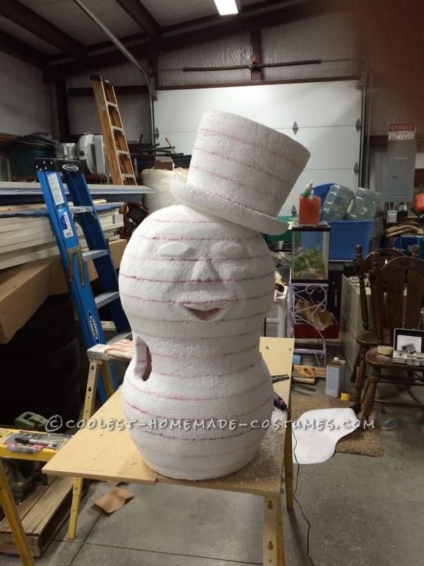 Cool Mr Peanut Halloween Costume