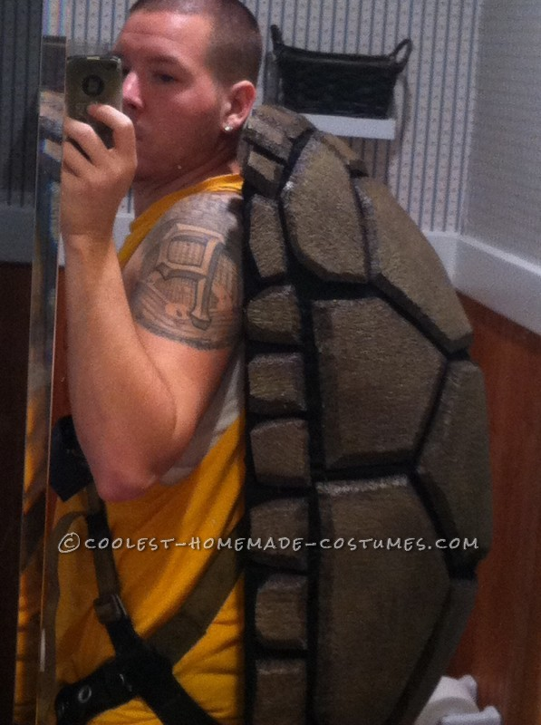 TMNT Halloween Costume: Ninja Rap is Back!