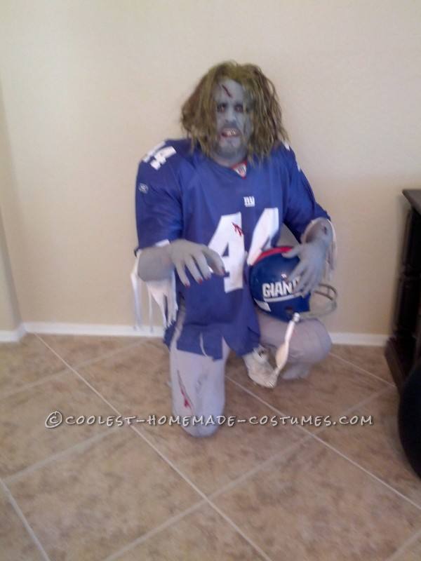 NY Giants Zombie AFTER