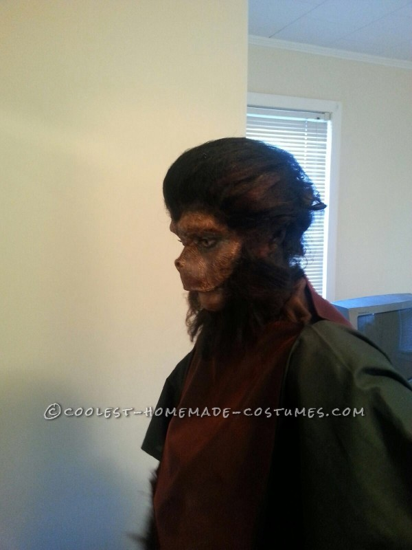 Old School Planet of the Apes Costume - 3