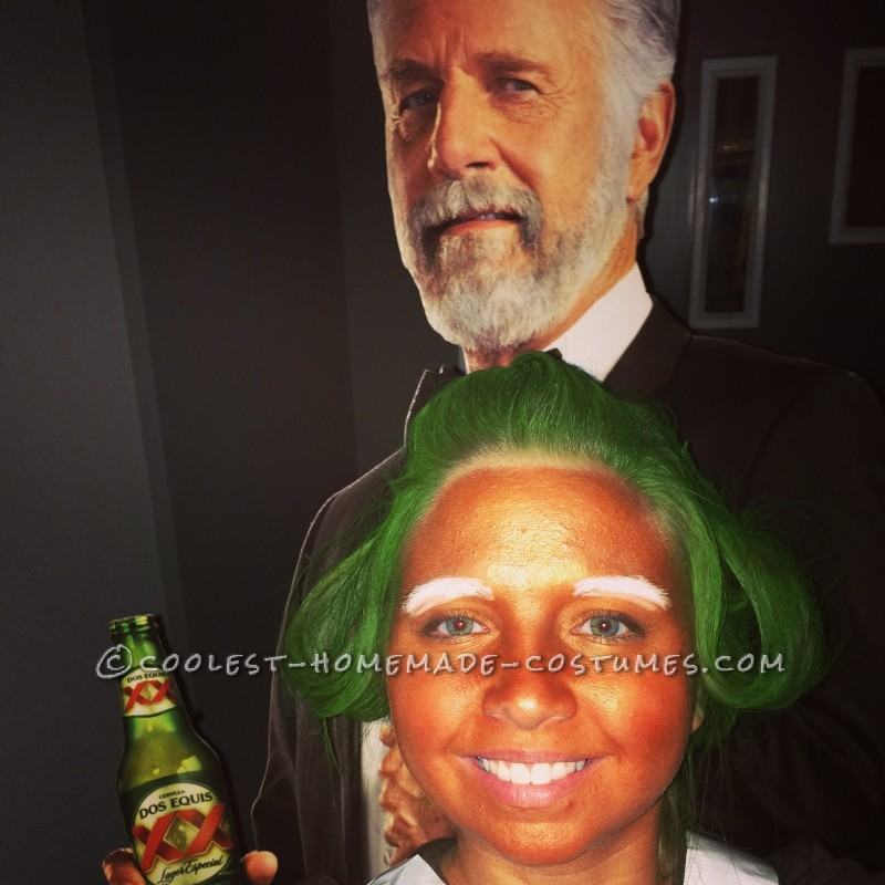 I don't always party...but when I do it's with OOMPA LOOMPA's