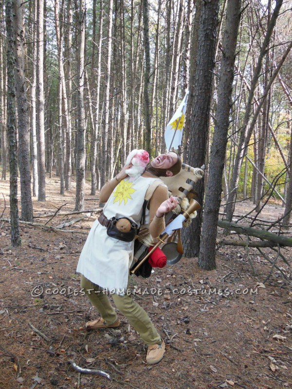Patsy Costume from Monty Python and the Holy Grail - 7