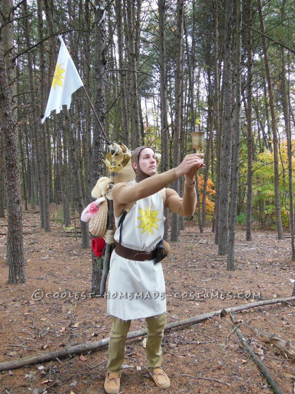 Patsy Costume from Monty Python and the Holy Grail - 8