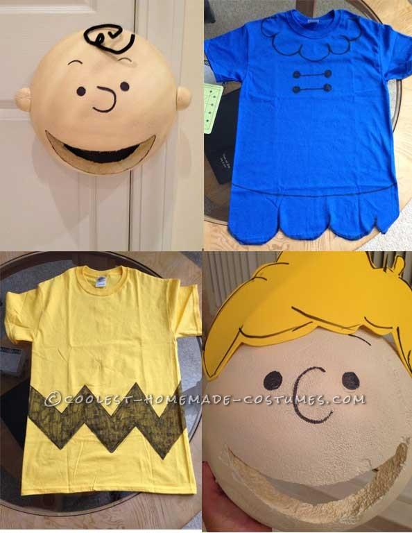 Charlie Brown & Schroeder