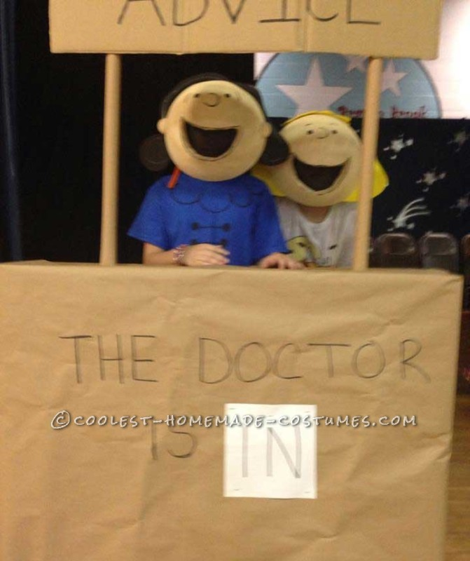 Awesome Peanuts Gang Group Costume