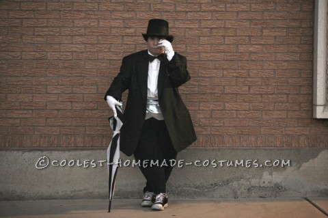 Coolest Penguin Costume that Cost only $10