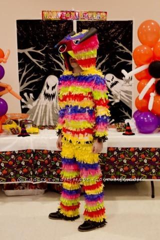 Inexpensive Raging Bull Pinata Costume