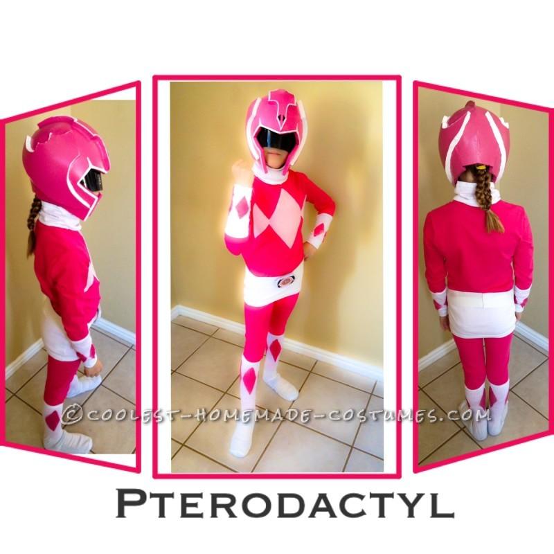 Final, Pink power ranger costume