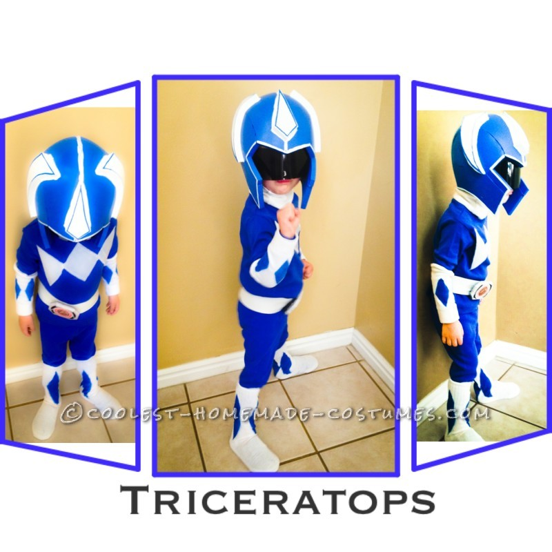 Coolest Ever Homemade Power Rangers Costumes
