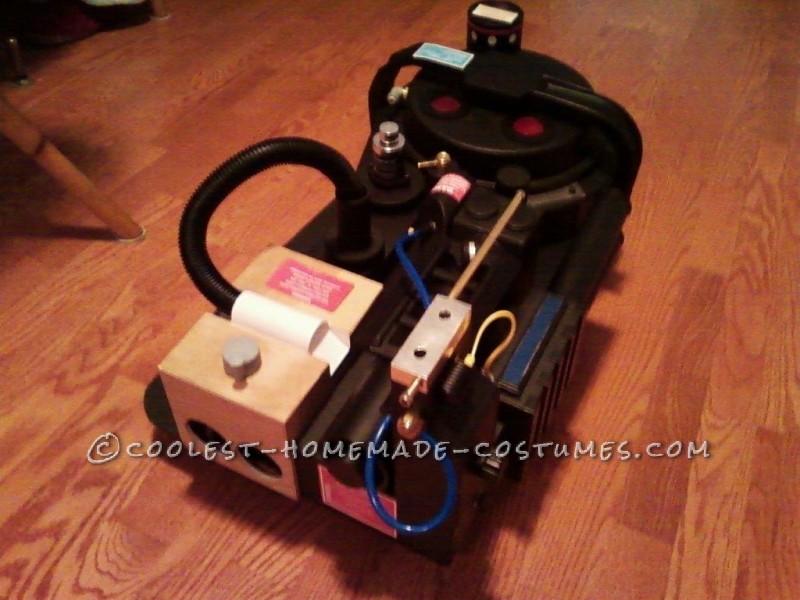 Crank Generator placed