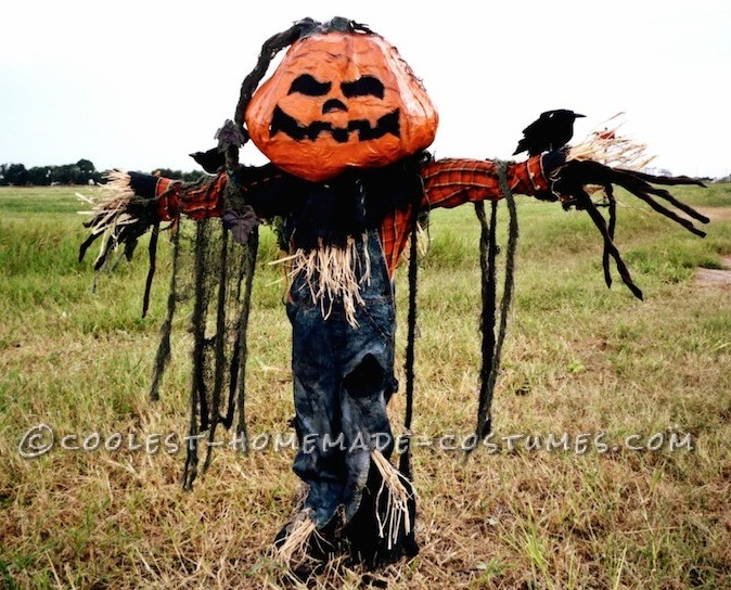 Coolest Pumpkin Patch Scarecrow Costume