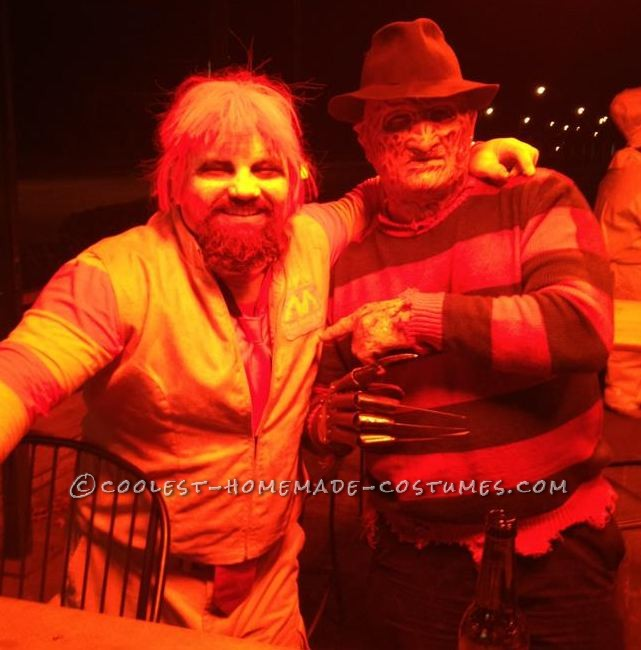Raging Ronald McDonald Costume - 2