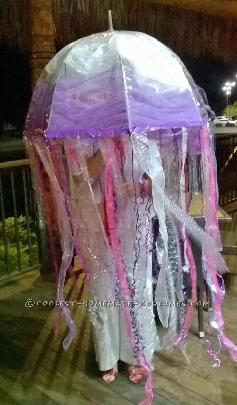 Stingingly Smart Jellyfish Costume