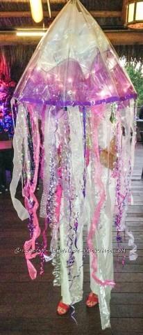 Stingingly Smart Jellyfish Costume