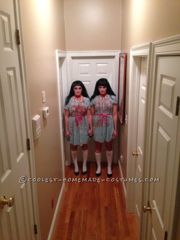Scary Shining Twins Costumes - 1
