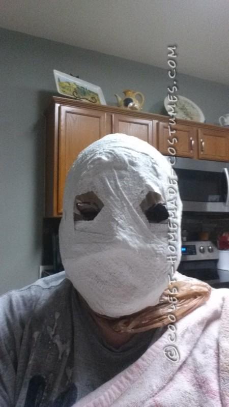 Creepy Homemade Silent Hill Nurse Costume - 2
