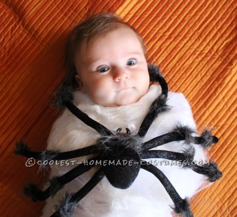 Coolest Spider Attack Baby Costume