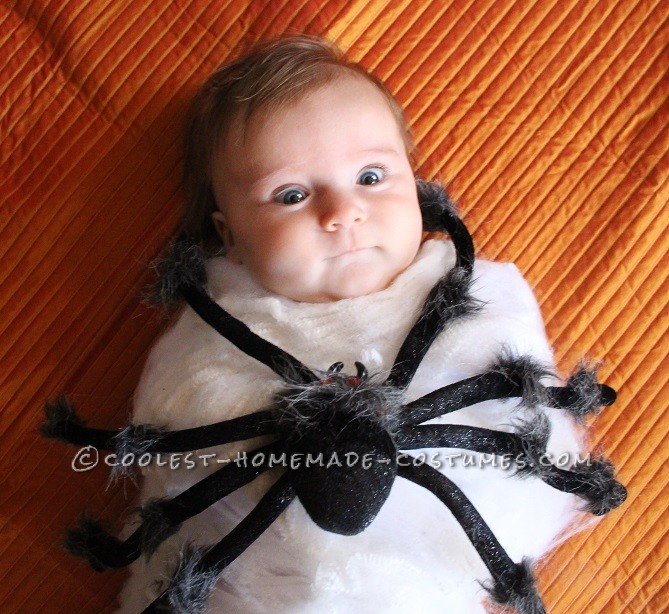 Coolest Spider Attack Baby Costume