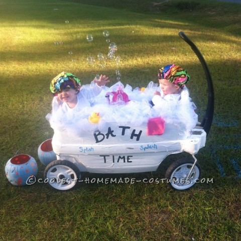 Splish Splash Bath Costumes for Toddlers