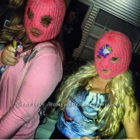 Coolest Spring Breakers Costume for a Woman