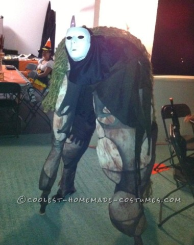 Creepy Stilt Monster Costume