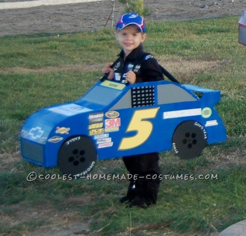 Team Hendrick NASCAR Group Costume - 4